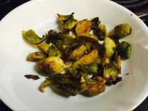 Vanilla Candied Brussels